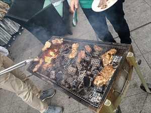 新横浜BBQ婚活