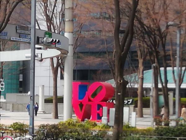 新宿オブジェ