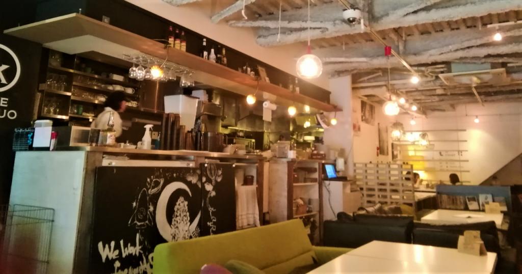 町田カツオカフェ