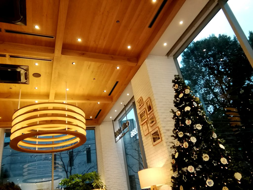 渋谷カフェ